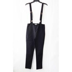 Pants - HYPR Black Suspender Pants